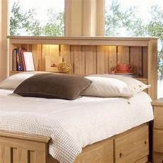 Queen Bookcase Headboard With Lights Lang Shaker Full Queen Bookcase Headboard With Lights A1