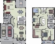 plano de casa grande de 250 m2 con 4 dormitorios dise 241 o
