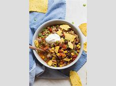 Turkey Taco Soup   Quick and Easy Dinner   One Pot Meals