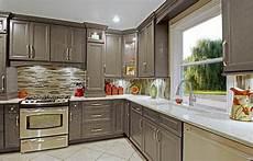 glazed grey ready to assemble kitchen cabinets