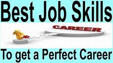 Good Skill Good Job Skills And Personal Qualities For A Best Career