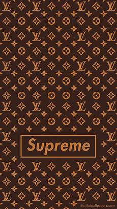 Lv Wallpaper Iphone by Supreme X Louis Vuitton Wallpapers Top Free Supreme X