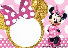 Minnie Mouse Birthday Invitations Free 30 Free Printable Minnie Mouse Birthday Invitation