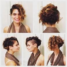 kurzhaarfrisuren locken undercut curly undercut bob search curly hair styles