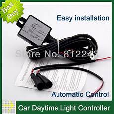 Daytime Running Lights Controller Automatic Drl Controller Led Car Light 12v Daytime Running