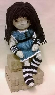 my crochet doll gorjuss pattern betty virago