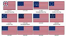 Flags Timeline How The Us Flag Changed Throughout History 1776 Present