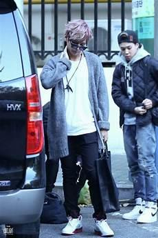 style icon taehyung v korean fashion amino