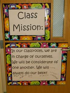Classroom Mission Statement 10 Best Classroom Mission Statements Images On Pinterest