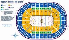 Td Garden Seating Chart U2 Td Garden Boston Sports And Entertainment Arena