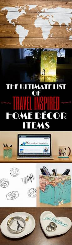 inspired house decor special gifts travel home decor handmade travel themed home decorations