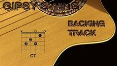 minor swing backing track gipsy swing jazz guitar backing track a minor