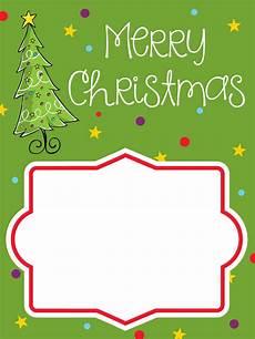 Printable Christmas Card Templates Printable Christmas Gift Card Holders Fun Squared