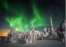 When Northern Lights Finland Finland Northern Lights