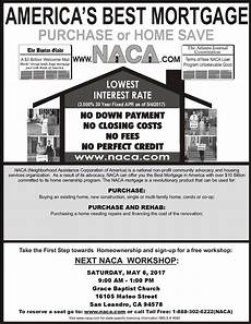 Naca Buy Down Chart Sfbay Area A Limited Number Of Seats Are Still Available