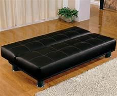 Leather Futon Sofa 3d Image by Armless Futon Sleeper By Coaster Sleepworks