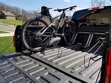 truck bed bike racks let s see them mtbr