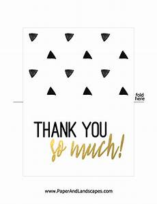 Thank You Cards To Print Free Free Printable Thank You Cards Paper And Landscapes