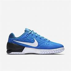 Nike With Light Shoes Nike Mens Zoom Cage 2 Tennis Shoes Light Photo Blue