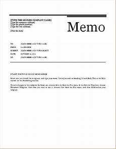 Memo Template Word 24 Free Editable Memo Templates For Ms Word Word Amp Excel