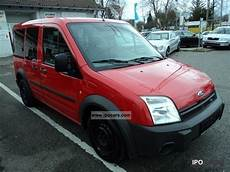 2004 Ford Tourneo Connect 1 8 Tdci Standh 8xfach Ber