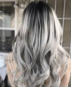 the trend atm diy silver hair