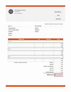 Contract Invoice Template Contractor Invoice Template Download Amp Use For Free