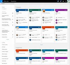 Sharepoint Online Template Chris O Brien Overview Of The New Sharepoint Modern