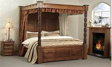 four poster canopy bed helena source
