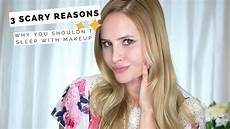Jacqueline Shaffer 3 Scary Reasons Why You Shouldn T Sleep With Your Makeup