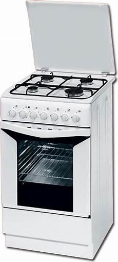 cucina a gas indesit indesit cucina a gas 4 fuochi forno elettrico con grill