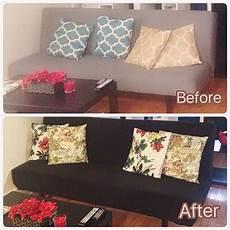 ikea futon cover ikea hack balkarp futon sofa only comes in grey ikea