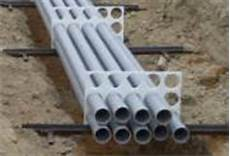 Cable Duct Bank Design Duct Bank Spacers Amp Conduit Underground 5063 Db