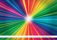 fondo de colores rayas radiales de colores de fondo claro descargar vector