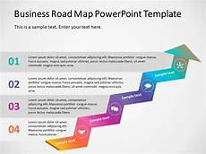 Powerpoint Roadmap Template Business Roadmap Powerpoint Template 11 Roadmap
