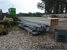 capannoni ferro usati capannone in ferro usato smontabile