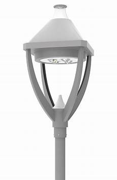 Led Outdoor Post Light Fixtures Led Pt 730 Series Led Post Top Light Fixtures Outdoor