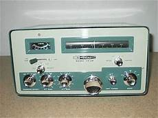 Heathkit Receiver Hr 20 Hr20 Mobile Manual With Circuits