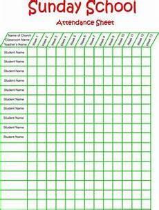 Free Printable Attendance Chart Best 25 Attendance Sheets Ideas On Pinterest Attendance
