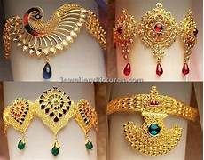 Bajubandh Designs In Silver Gold Bajuband Design Collection Jewellery Designs