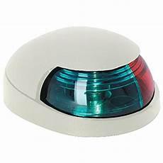 Attwood Navigation Lights Attwood Bi Color Combination Deck Mount Navigation Light