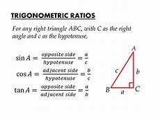 Trigonometry Ratios Trigonometrical Ratios Igcse At Mathematics Realm