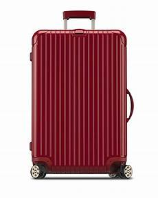 Rimowa Salsa Deluxe Size Chart Rimowa Salsa Deluxe Electronic Tag Red 29 Quot Multiwheel In
