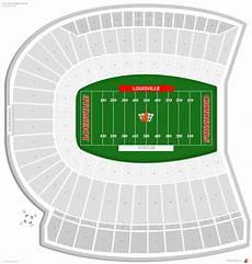 Uofl Cardinal Stadium Seating Chart Cardinal Stadium Louisville Seating Guide