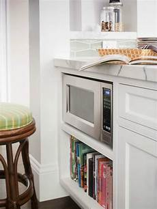 microwave in island in kitchen sorry microwave but you re outta here driven by decor