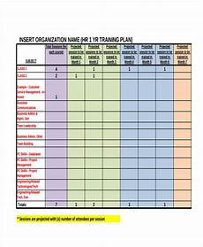 Yearly Workout Plan 18 Training Plan Examples In Pdf Google Docs Ms Word