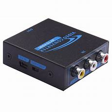 Grwibeou 1080p Hdmi Converter Adapter Composite by Composite Av2hdmi Adapter Converter Av Cvbs 3rca To Hdmi