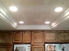 Converting Fluorescent Kitchen Lights How To Update Old Kitchen Lights Recessedlighting Com