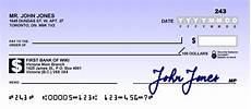 Pretend Cheque Cheque What Is It Paiementor