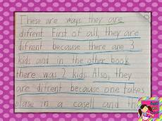 My School Essay For Kids Compare Amp Contrast Essays Miss Decarbo
